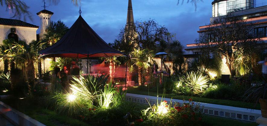 Kensington Roof Gardens Gu 237 A Londres
