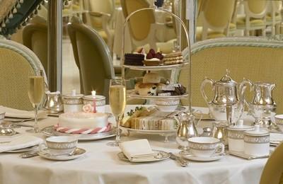 Tea Hotel Ritz London