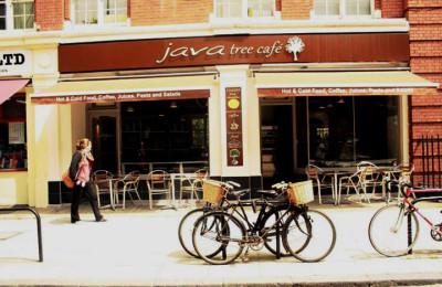 Java Tree Cafe