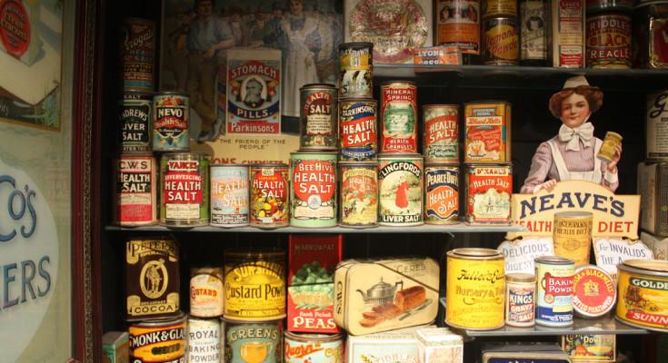 Museum of brands, museo de marcas
