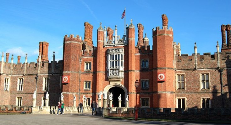 Resultado de imagen para Palacio de Hampton Court